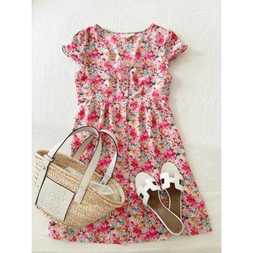 Fúcsia Dress (Ref.5610)