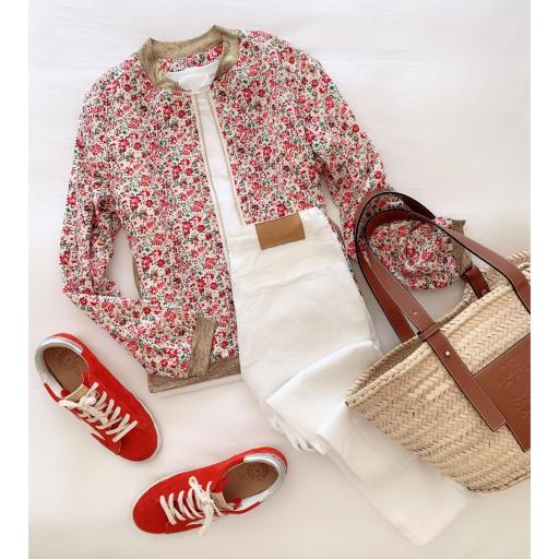 Bomber Flowers in Red (Ref. 5530) [1]