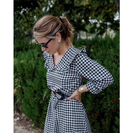 Vestido Vichy Largo (Ref.4272) [2]