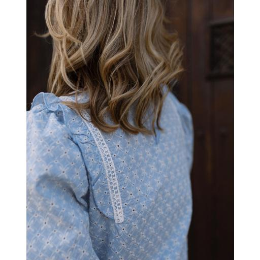 Blusa Provence in Blue (Ref. 5507) [1]
