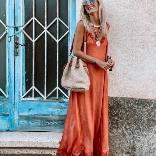 Vestido Lencero Clara (Ref.5717)