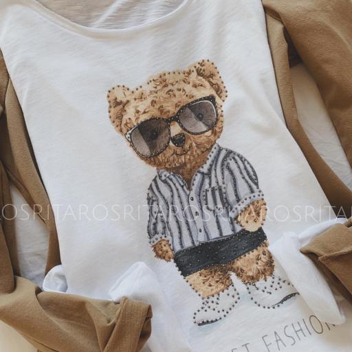 Camiseta Bear (Ref.3184) [1]