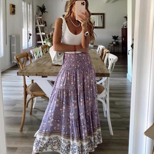 Lilac Skirt (Ref.3386) [1]