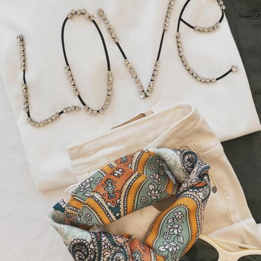 Camiseta Pedreria Love (Ref.4197) [0]