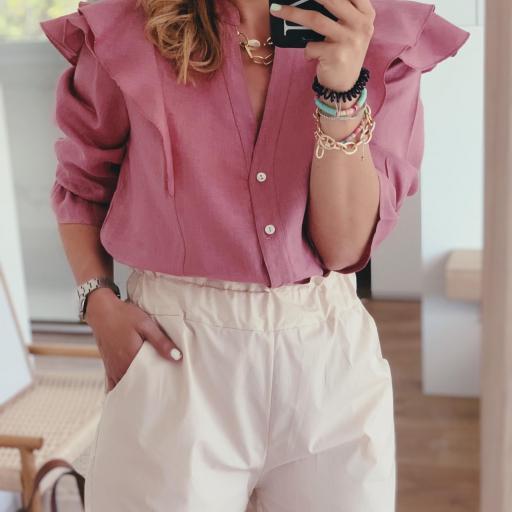Camisa Autumn Linen (Ref. 4157) [3]