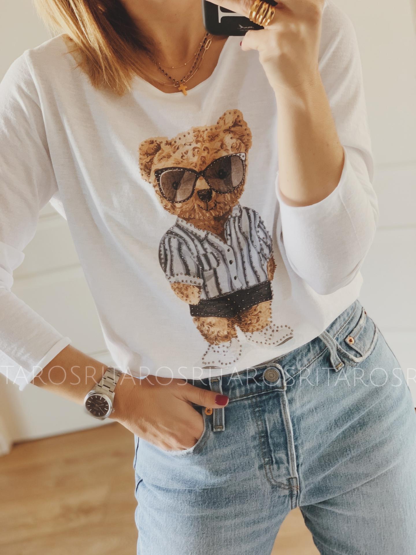 Camiseta Bear (Ref.3184)