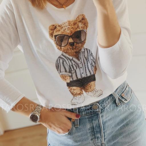Camiseta Bear (Ref.3184) [0]