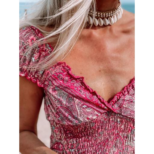 Vestido Pink Valentina (Ref.5589) [2]