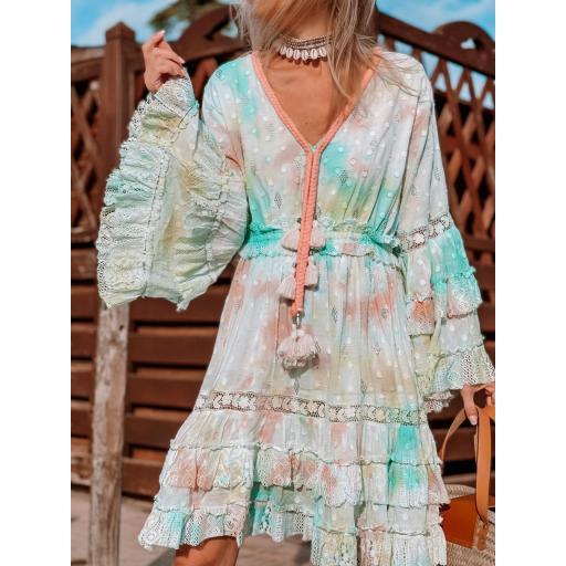 Vestido Tie Dye Boho (Ref.5463) [2]