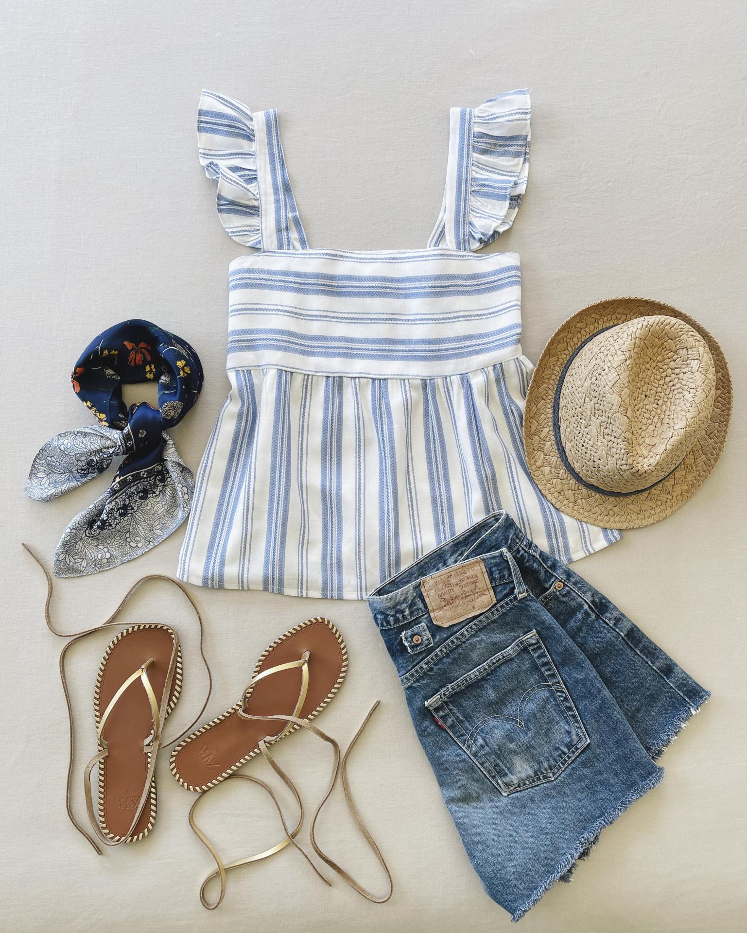 Blusa Costa Azul (Ref. 5669)