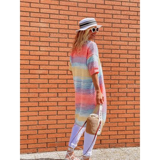 Chaqueta Calada Rainbow (Ref.5571) [1]