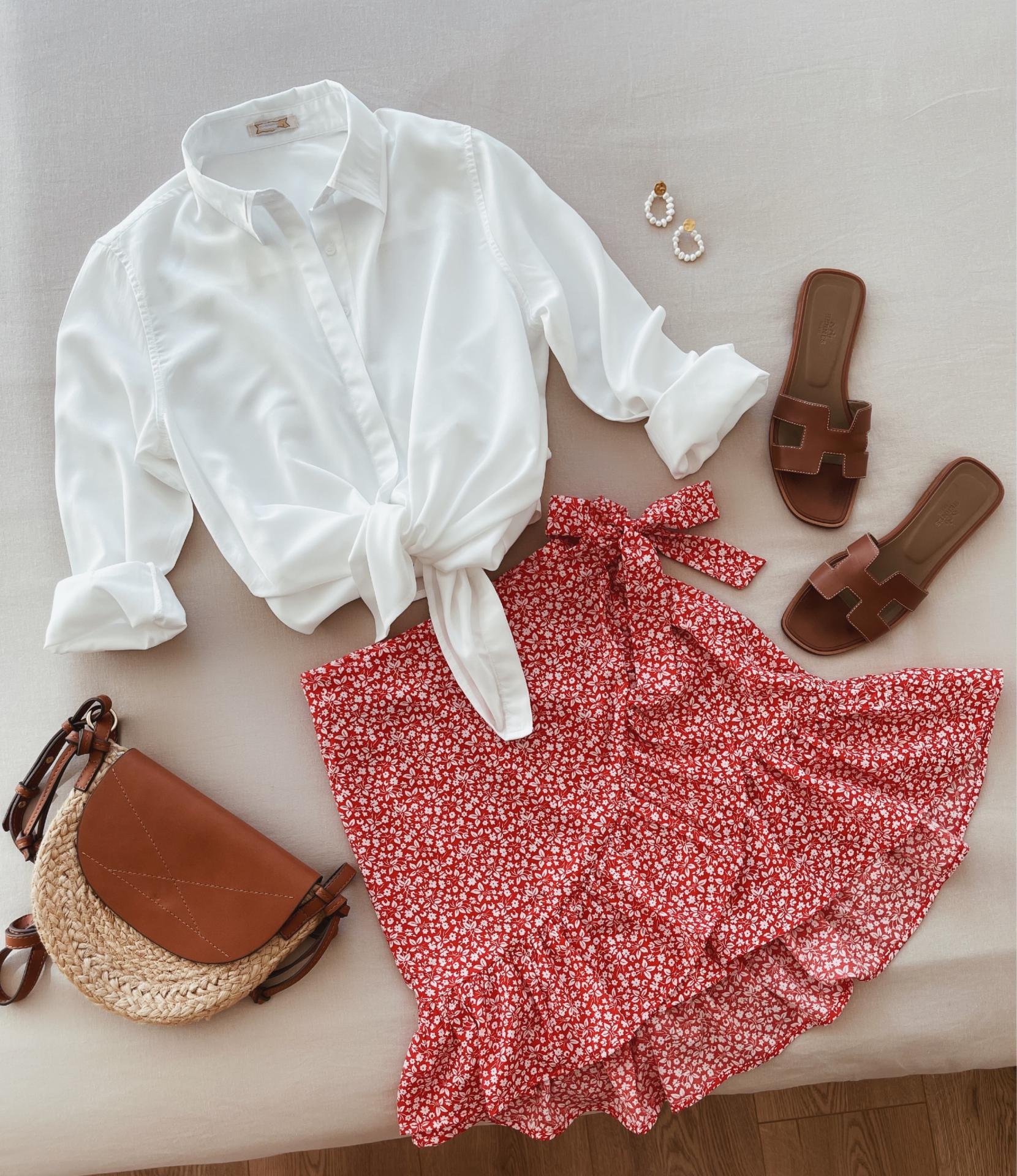 Falda Red Skirt (Ref. 5671)