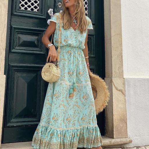 Vestido Turquoise (Ref.4108) [2]