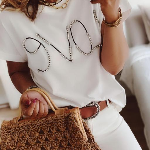 Camiseta Pedreria Love (Ref.4197) [2]