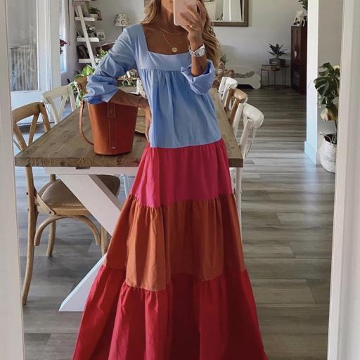 Vestido Four Colours (Ref.4192) [2]