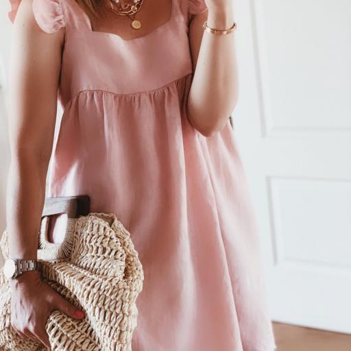 The Linen Dress (Ref.4058) [2]