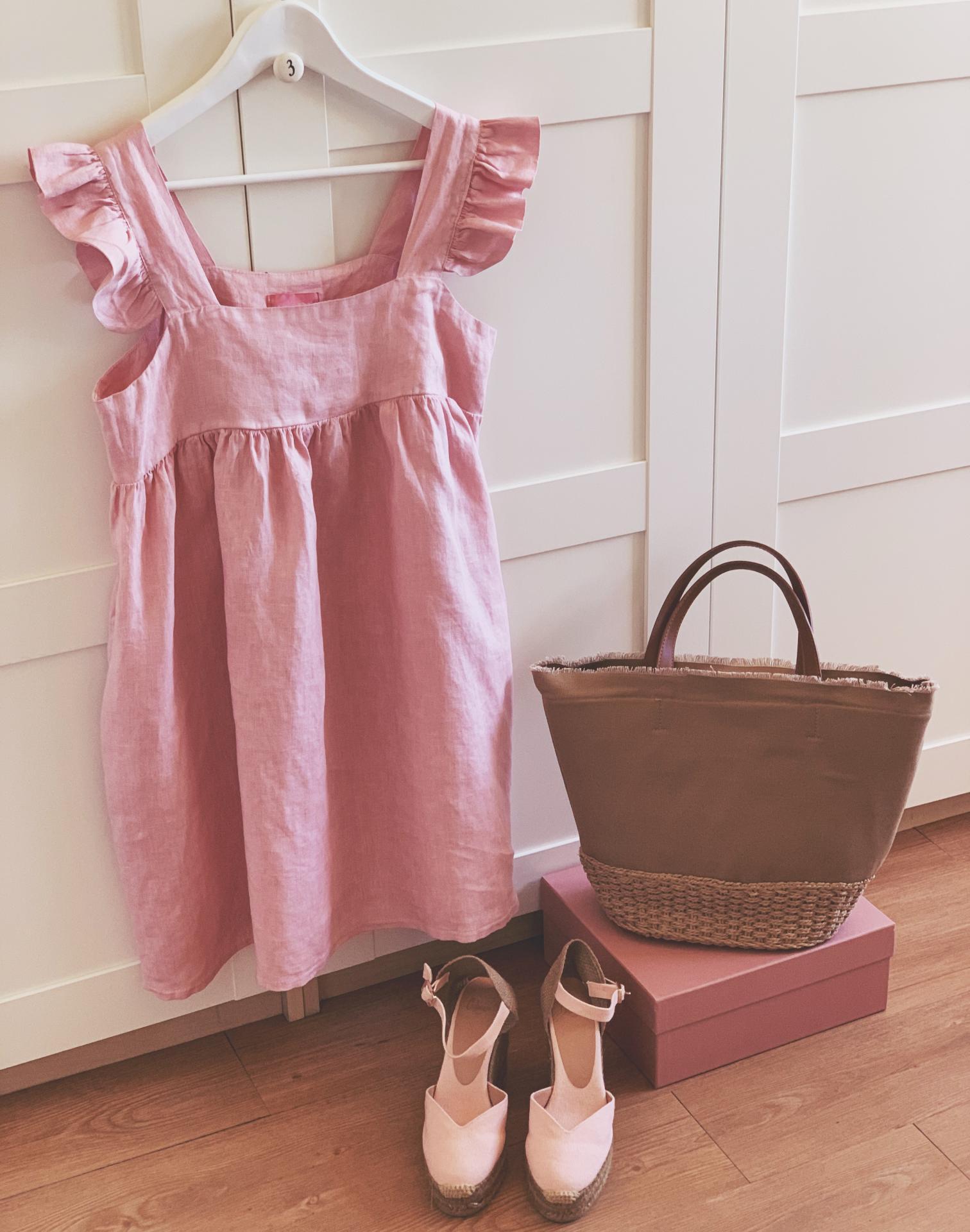 The Linen Dress (Ref.4058)