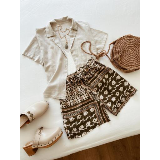 Camisa Lino (Ref.5651)