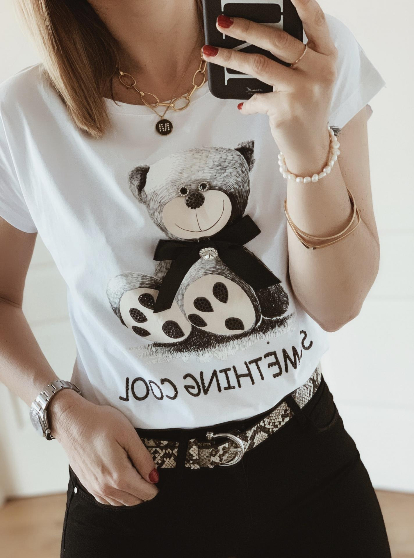 Camiseta Chic Bear (Ref.3277)