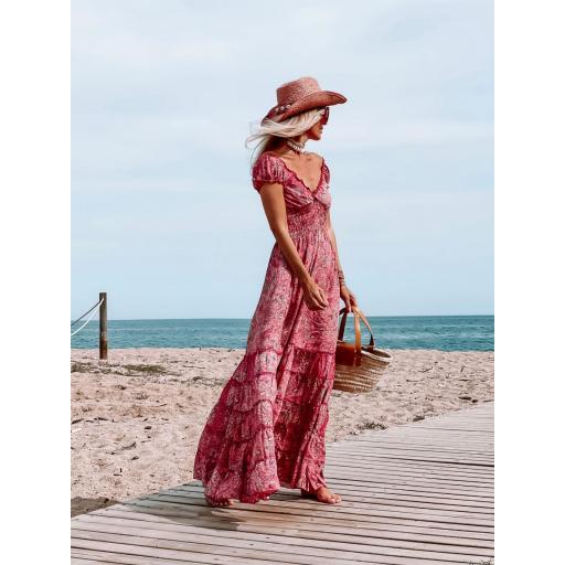Vestido Pink Valentina (Ref.5589) [1]