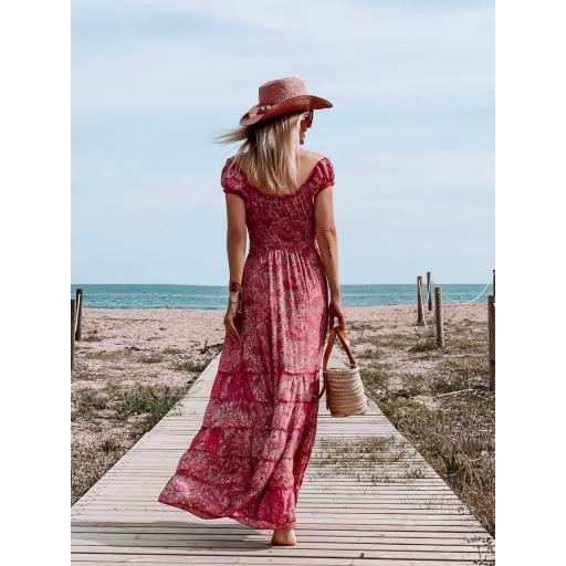 Vestido Pink Valentina (Ref.5589) [3]