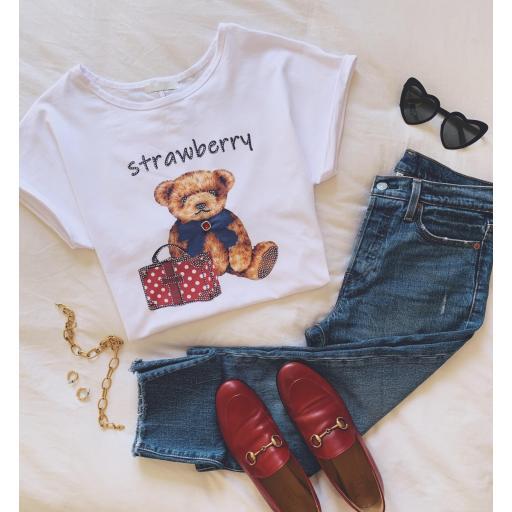 Camiseta Red Bear (Ref.3326) [0]