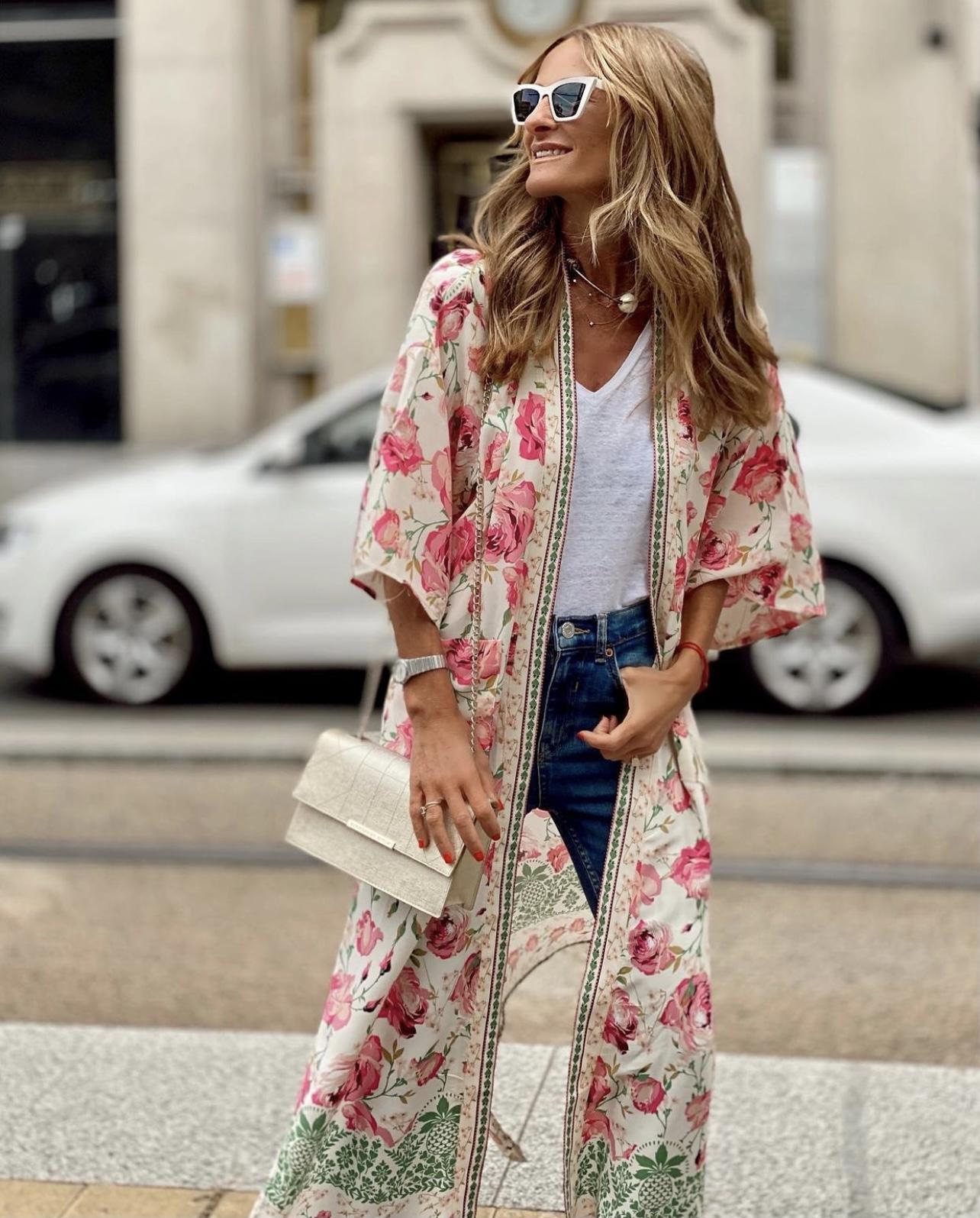Kimono Peonias (Ref.5572)