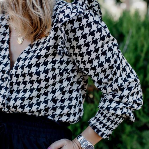 Blusa Black & White (Ref.4204) [0]