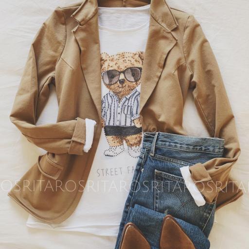 Camiseta Bear (Ref.3184) [2]