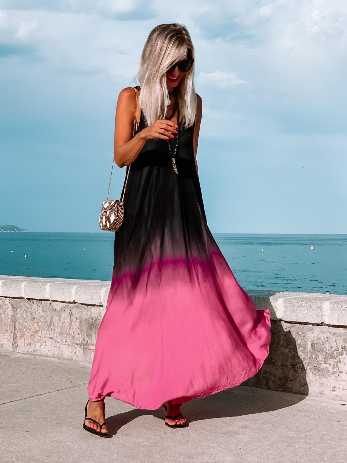 Vestido Two Colors (Ref.4065)