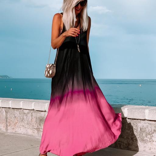 Vestido Two Colors (Ref.4065) [0]