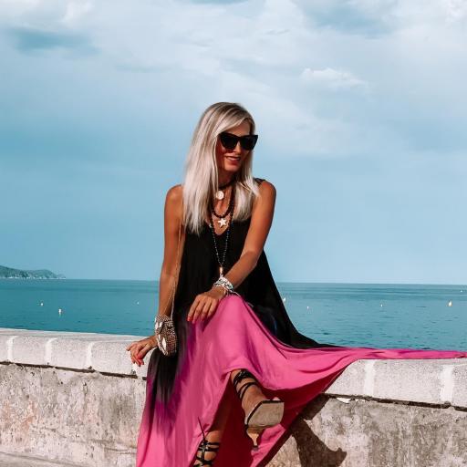 Vestido Two Colors (Ref.4065) [1]
