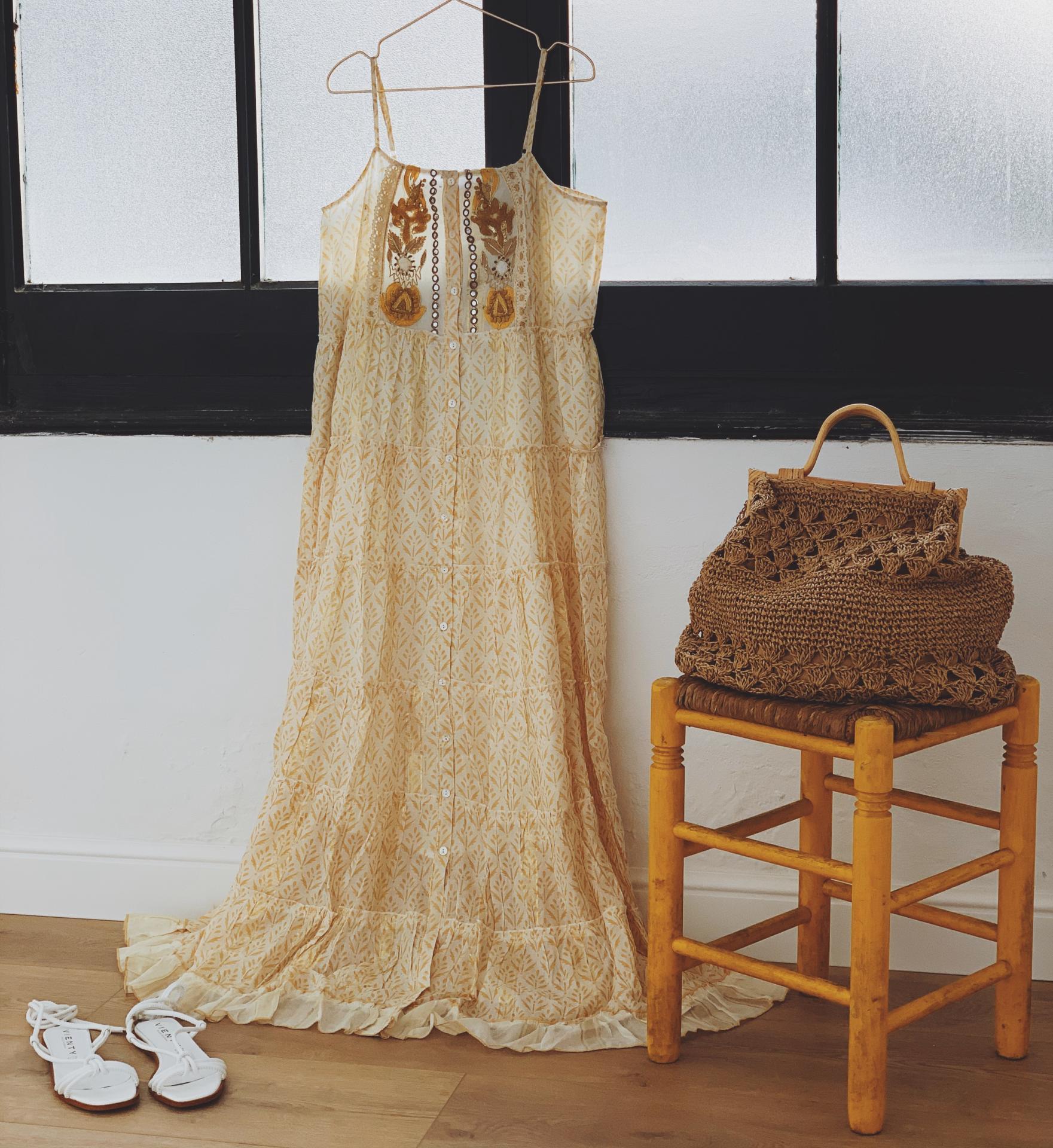 The Yellow Dress (Ref.4113)