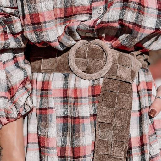 Cinturón Ante Damas (Ref.5367) [1]