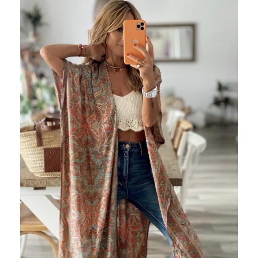 The Silk Kimono (Ref.5504)