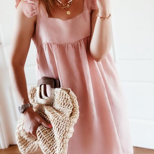 The Linen Dress (Ref.4058) [1]