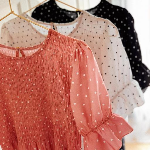 Vestido Romantic Dots (Ref.4016) [2]