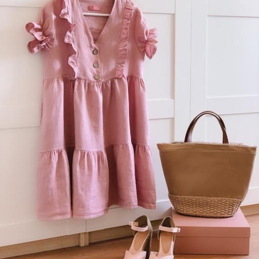 The Little Linen Dress (Ref.4048) [0]