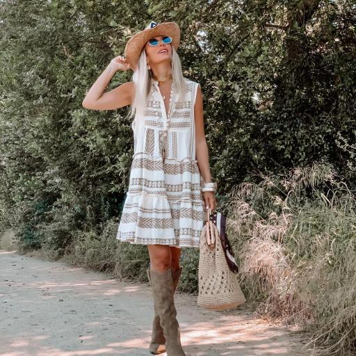 Vestido Greece 2 (Ref.4002) [1]