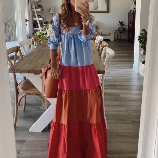 Vestido Four Colours (Ref.4192) [3]