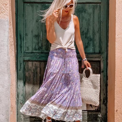 Lilac Skirt (Ref.3386) [2]