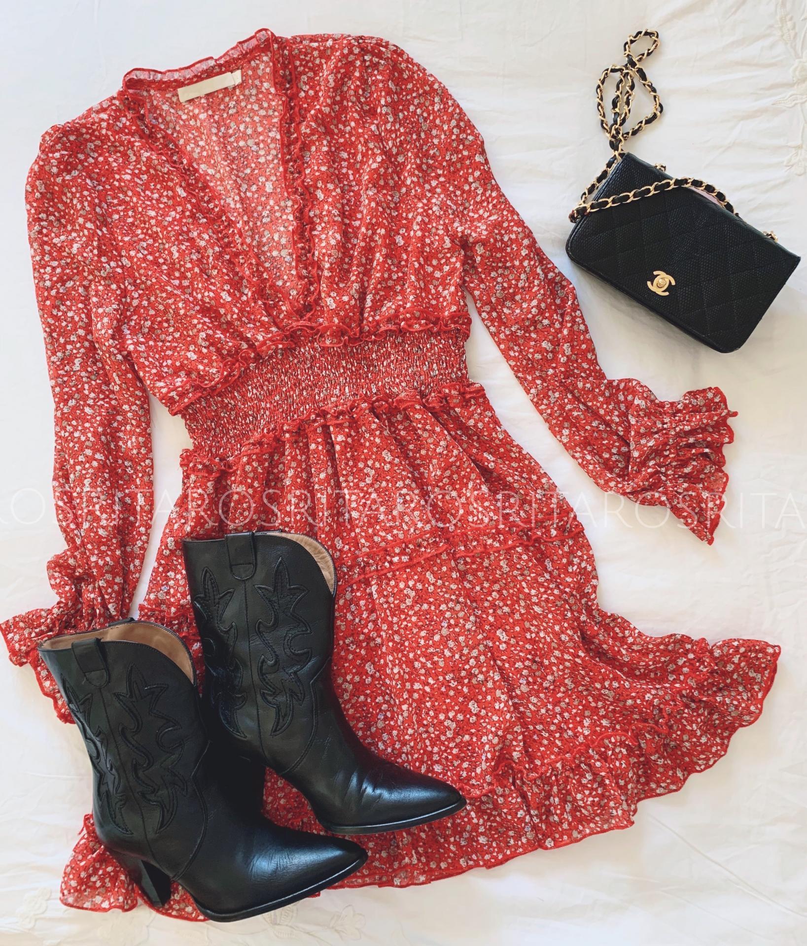 Red Dress (Ref.3153)