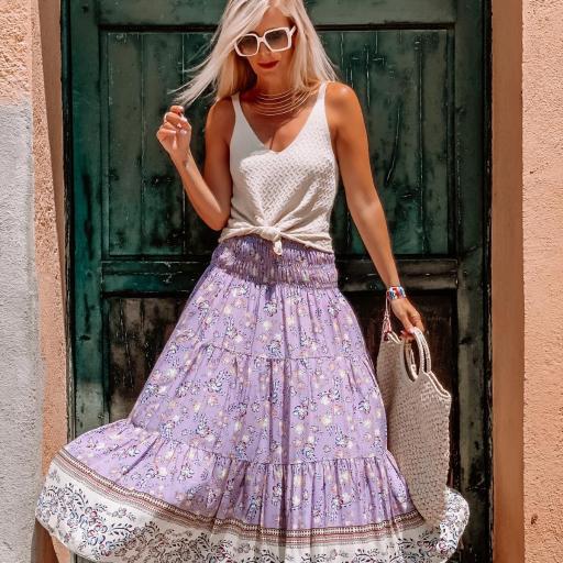 Lilac Skirt (Ref.3386) [3]
