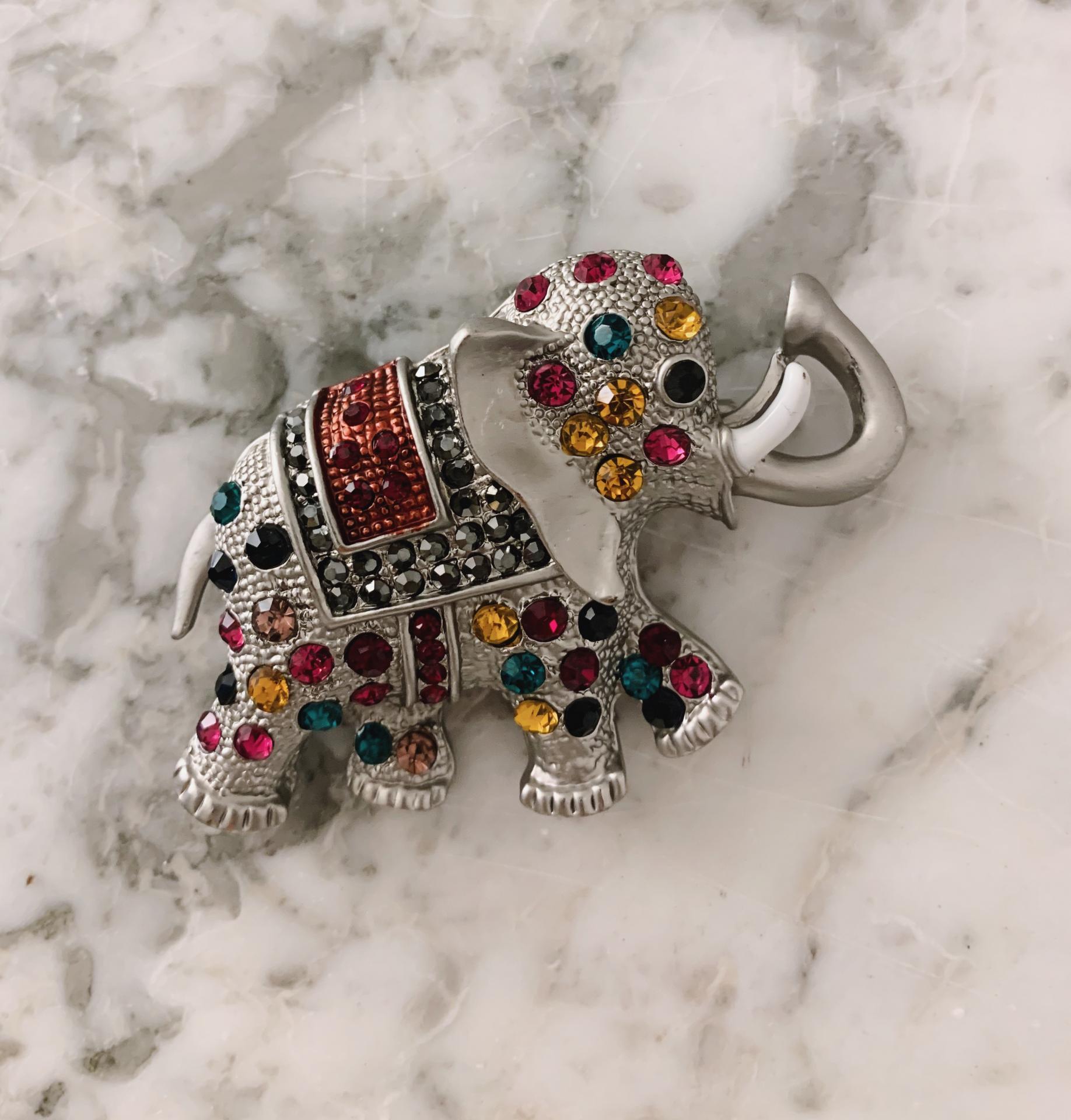 Broche Elephant (Ref.4310)