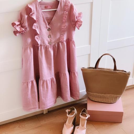 The Little Linen Dress (Ref.4048) [1]