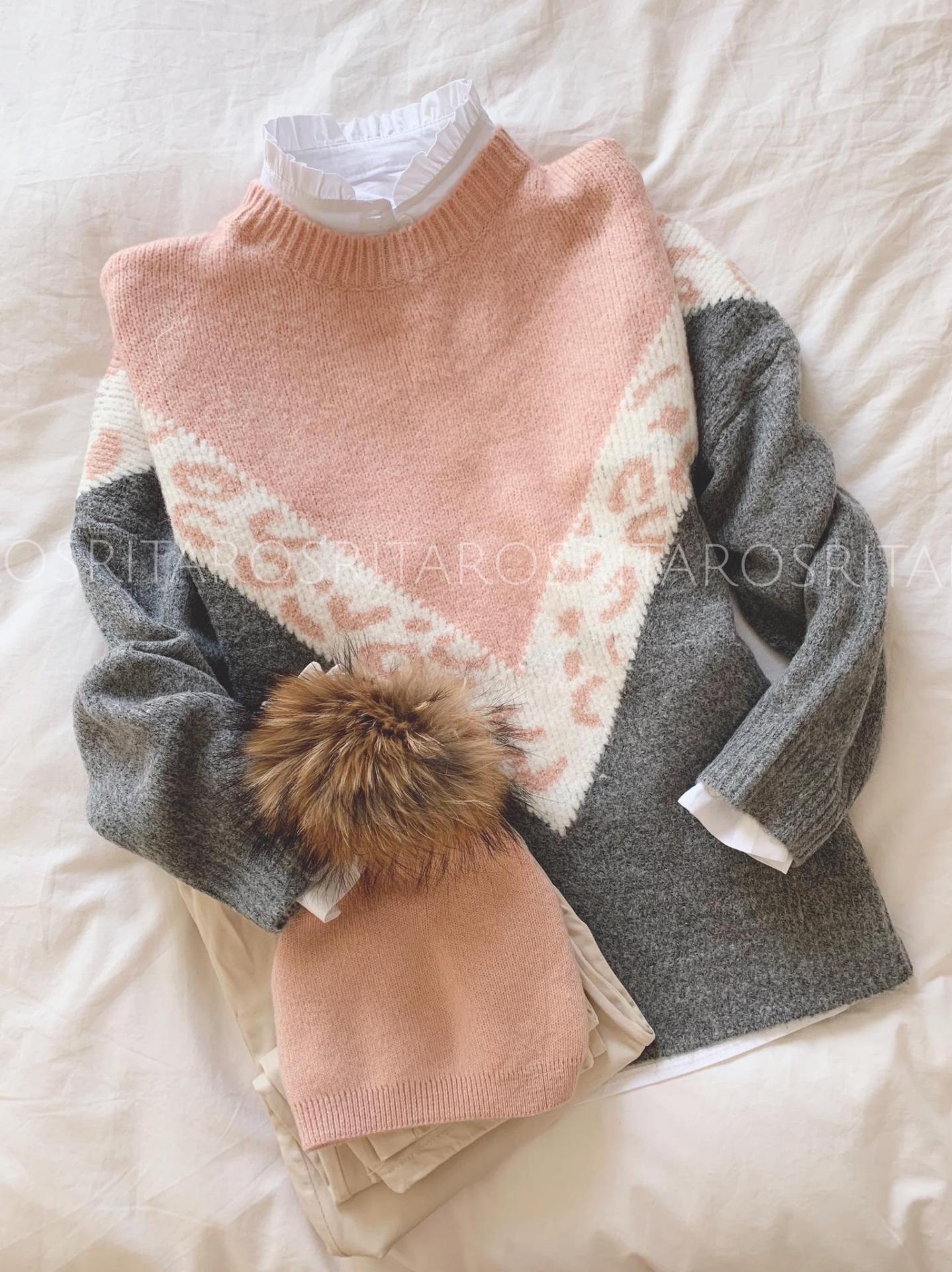 Jersey Pink & Leo (Ref. 3066)