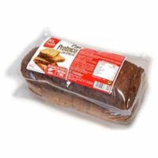 Pan proteico con semillas