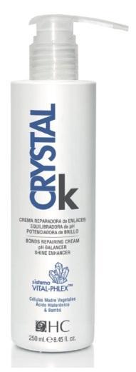 Crema Reparadora CRYSTAL K de HC 250 ml