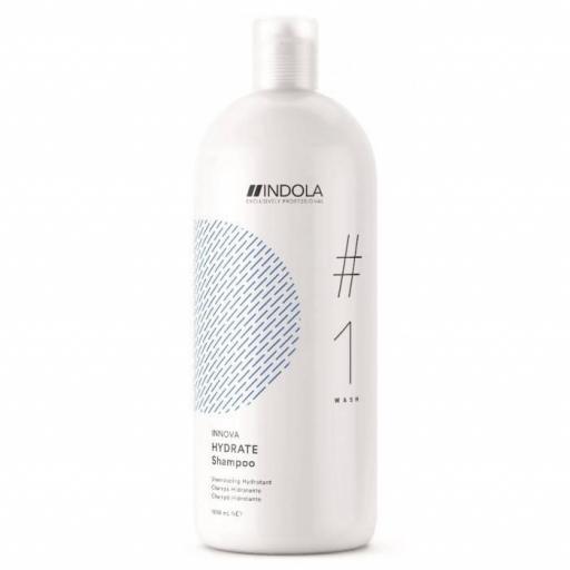 Champú Hidratante INNOVA de Indola 1500 ml [0]