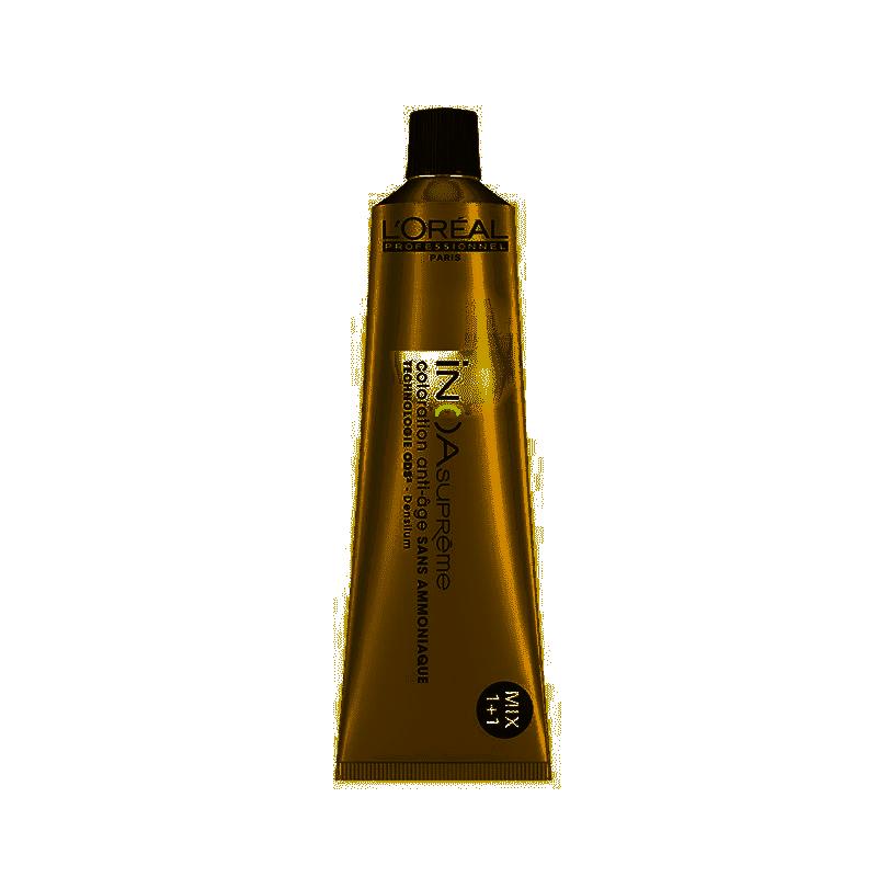 Tinte Inoa Supreme 5.25 Marrón  Vibrante  (Incluye Oxidante)